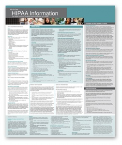 picture regarding Free Printable Hipaa Forms identify All-Upon-Just one HIPAA Content Poster